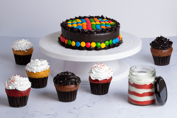 WFH Cake Goodie Box