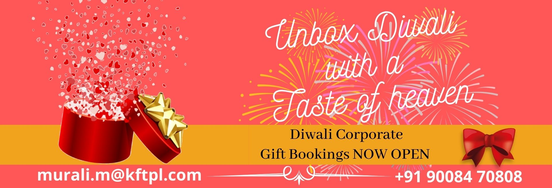 Diwali Corporate Banner