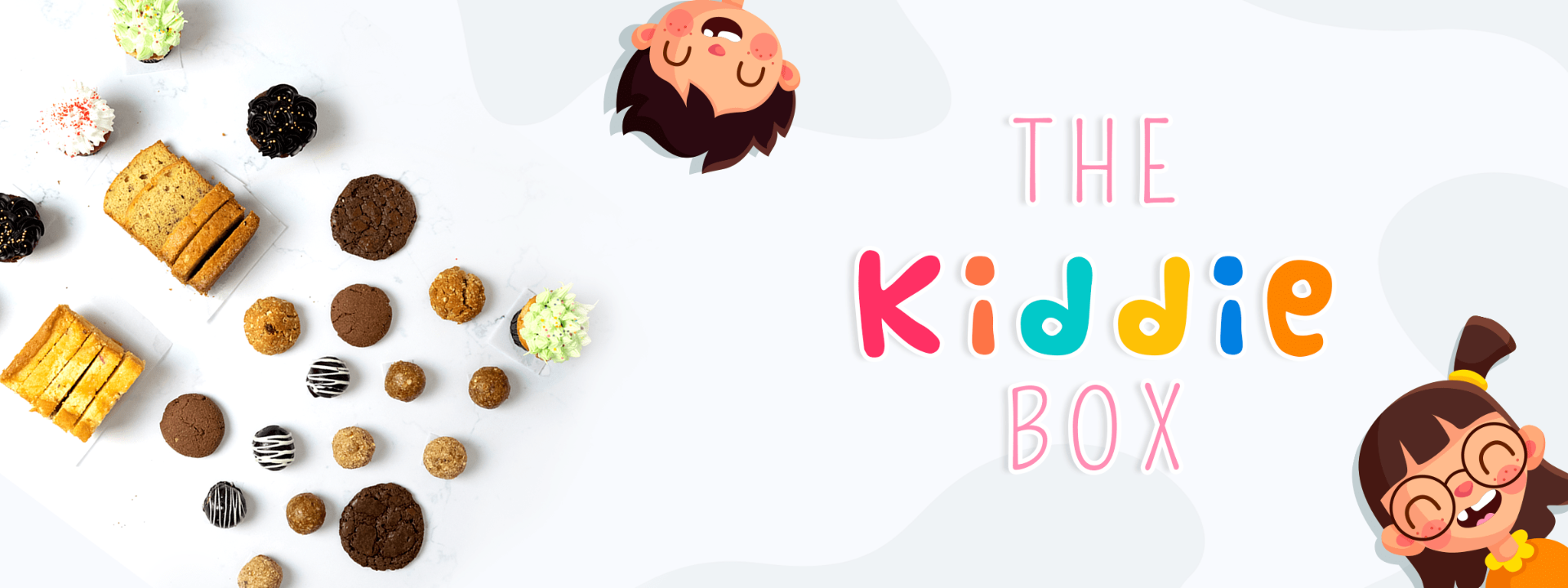 Kiddie Box subscription dessert combo
