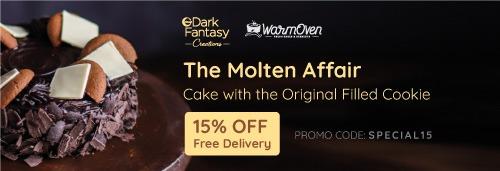 Molten Affair Banner