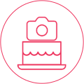 Photo Cake Icon